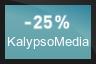 25% OFF Kalypso Media