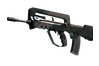 StatTrak™ FAMAS | Sergeant (Well-Worn)