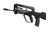 FAMAS | Sergeant (Battle-Scarred)