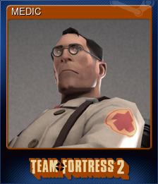 MEDIC (Game Card)