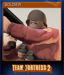 SOLDIER (Game Card)