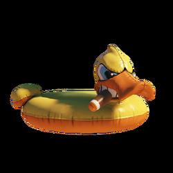 Loadout: Badass Duck Float