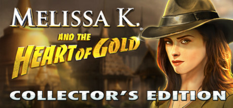 '.Melissa K. and the Heart of Gold Collectors Edition.'