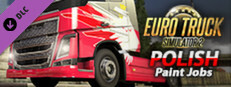 Euro Truck Simulator 2 - Polish Paint Jobs Pack