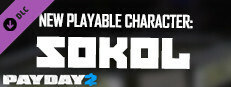 PAYDAY 2: Sokol Character Pack