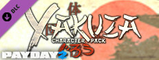 PAYDAY 2: Yakuza Character Pack