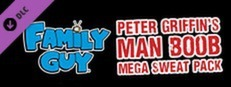 Family Guy™: Back to the Multiverse - Peter Griffin's Man Boob Mega Sweat Pack