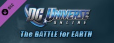 DC Universe Online™: The Battle For Earth