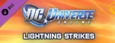 DC Universe Online™: Lightning Strikes