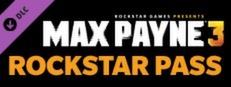 Max Payne 3 Rockstar Pass