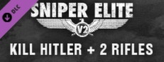 Sniper Elite V2 - Kill Hitler + 2 Rifles
