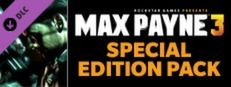 Max Payne 3: Special Edition Pack