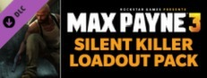 Max Payne 3: Silent Killer Loadout Pack