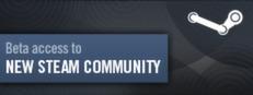Steam Community Beta Access