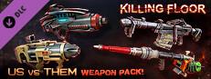 Killing Floor - Community Weapons Pack 3 - Us Versus Them Total Conflict Pack