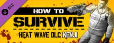 Heat Wave DLC - Kenji's pack