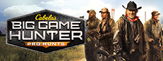 Cabela's® Big Game Hunter® Pro Hunts