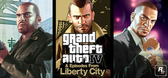 ������ ��� ������� Gift: Grand Theft Auto IV: Complete Edition