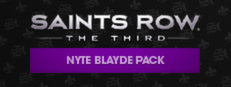 Saints Row: The Third - Nyte Blayde Pack