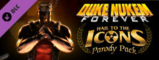 Duke Nukem Forever: Hail to the Icons Parody Pack