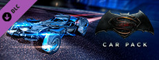 Rocket League - Batman v Superman: Dawn of Justice Car Pack