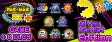 PAC-MAN Championship Edition DX+ All You Can Eat Edition Bundle