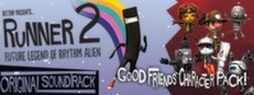 Bit.Trip.Runner 2 + Soundtrack + Good Friends Character Pack