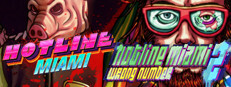 Hotline Miami 1 + 2 Combo Pack