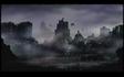 Ruins Background