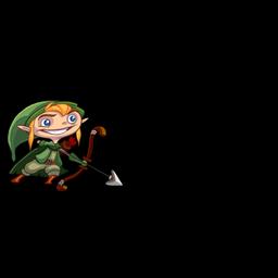 The Elf (Profile Background)