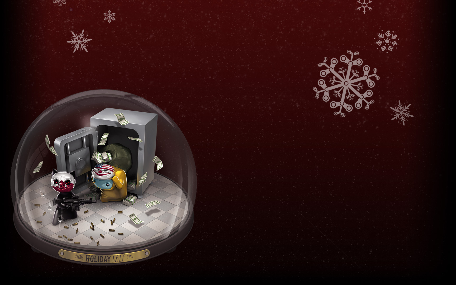 Holiday Sale 2013 - Payday 2