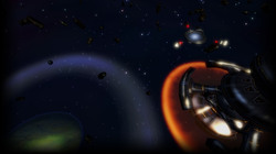 Galactic Arms Race Orange
