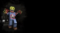 The Zombie (Фон профиля)