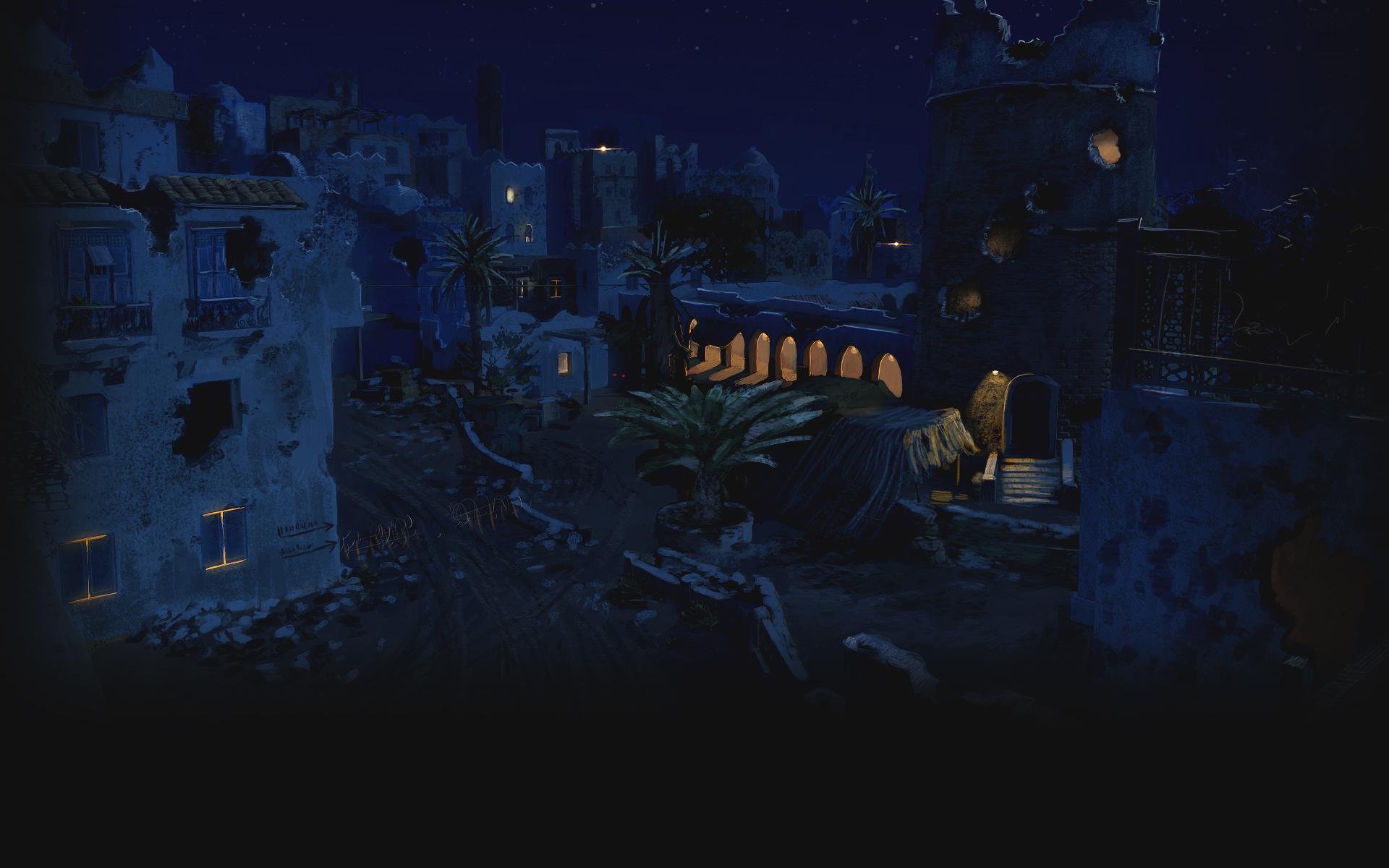 Midnight Tobruk