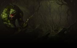 Lizardman (Фон профиля)