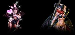 Ridika The Temptress (Фон профиля)
