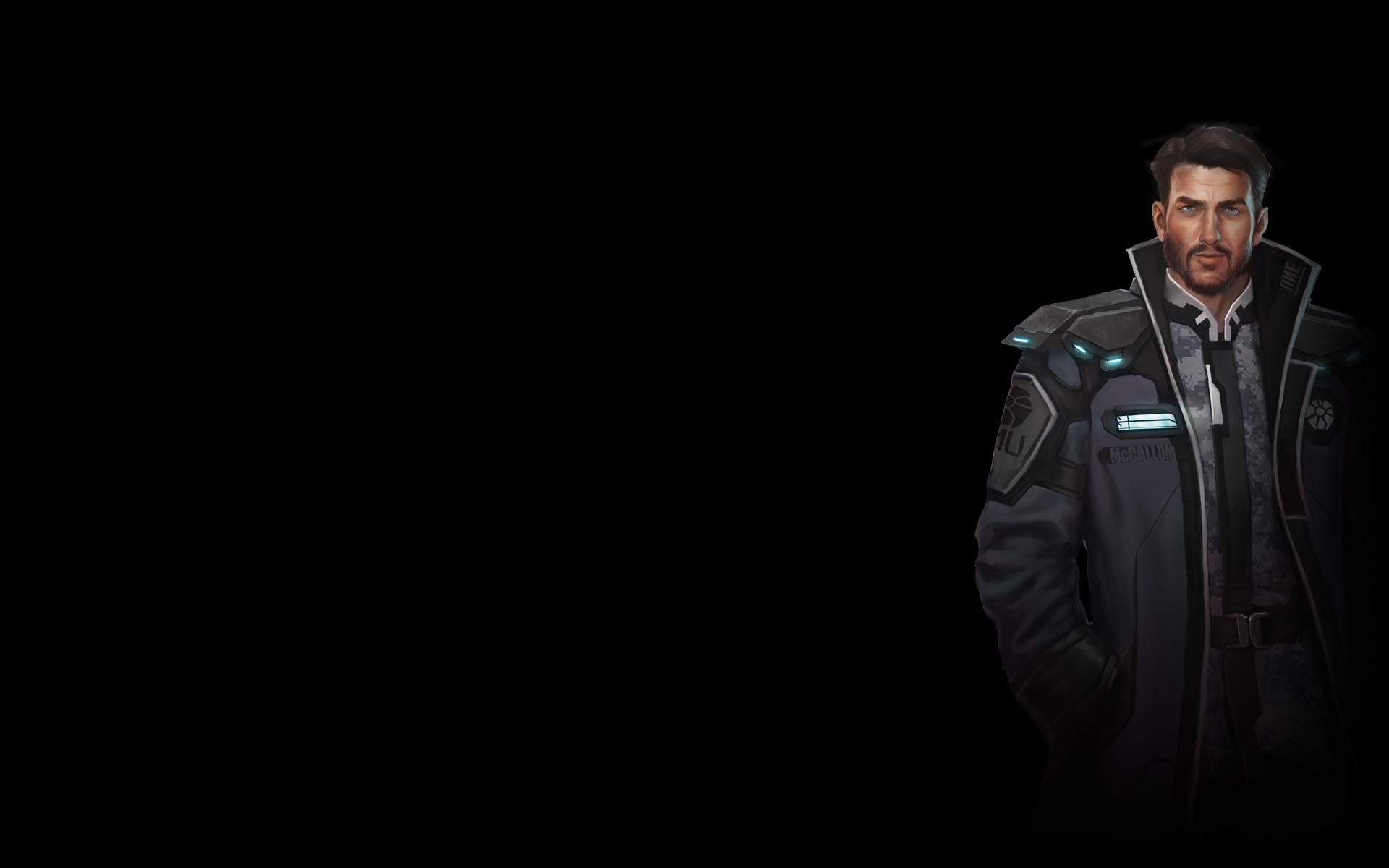 Captain McCallum (Profile Background)