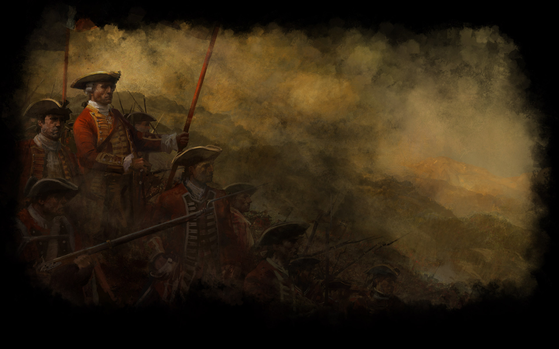 Redcoats (Profile Background)