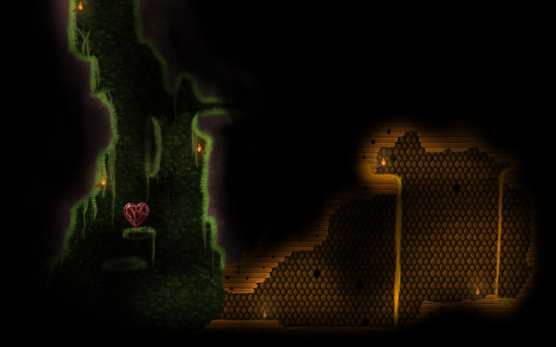 Underground Jungle