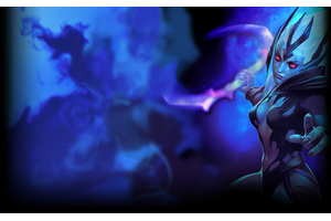 Vengeful Spirit Profile Background
