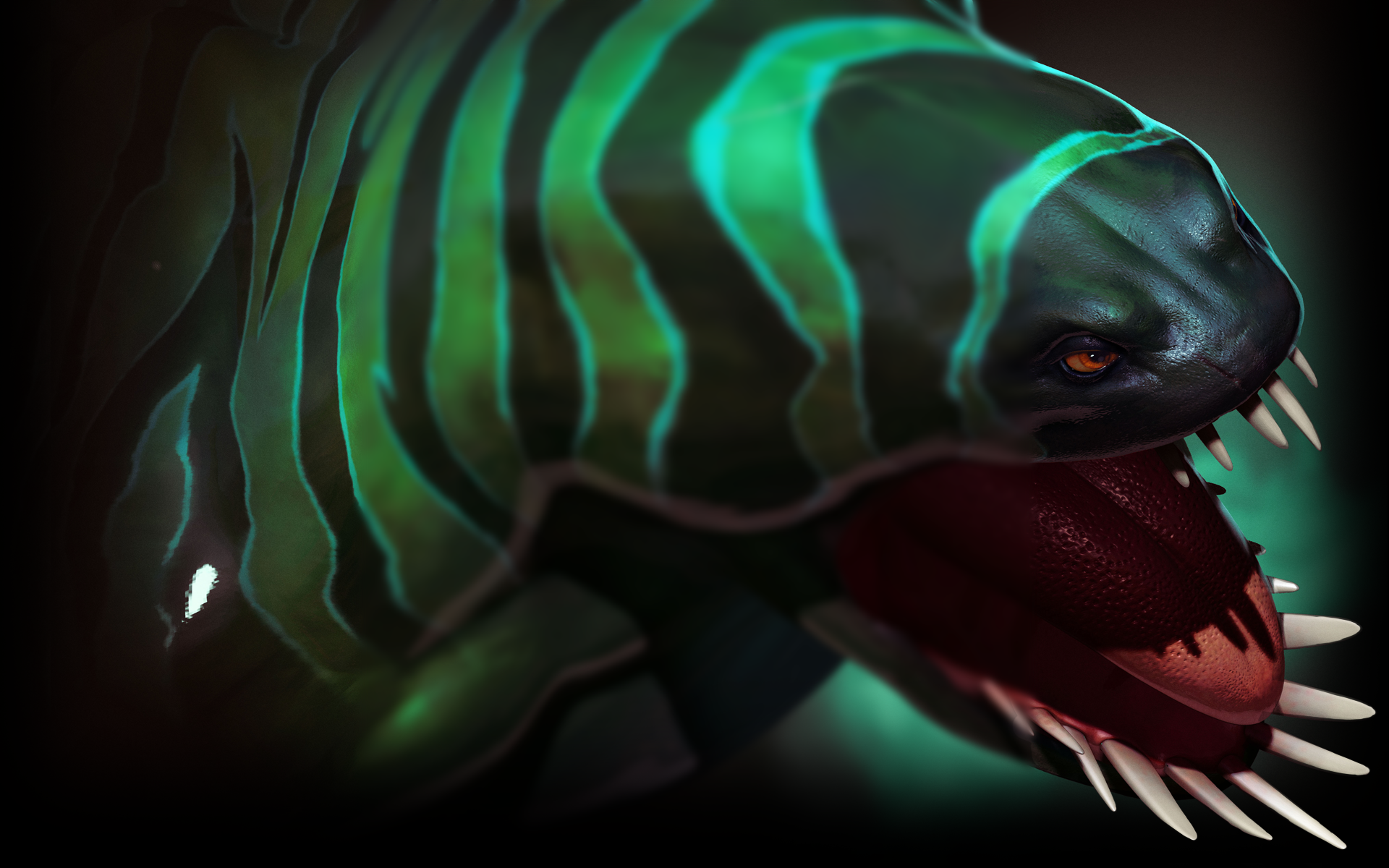 Tidehunter (Profile Background)