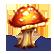 :mushroomred:
