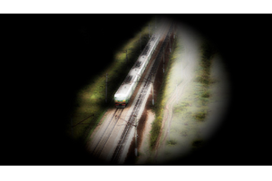 Railroad Profile Background