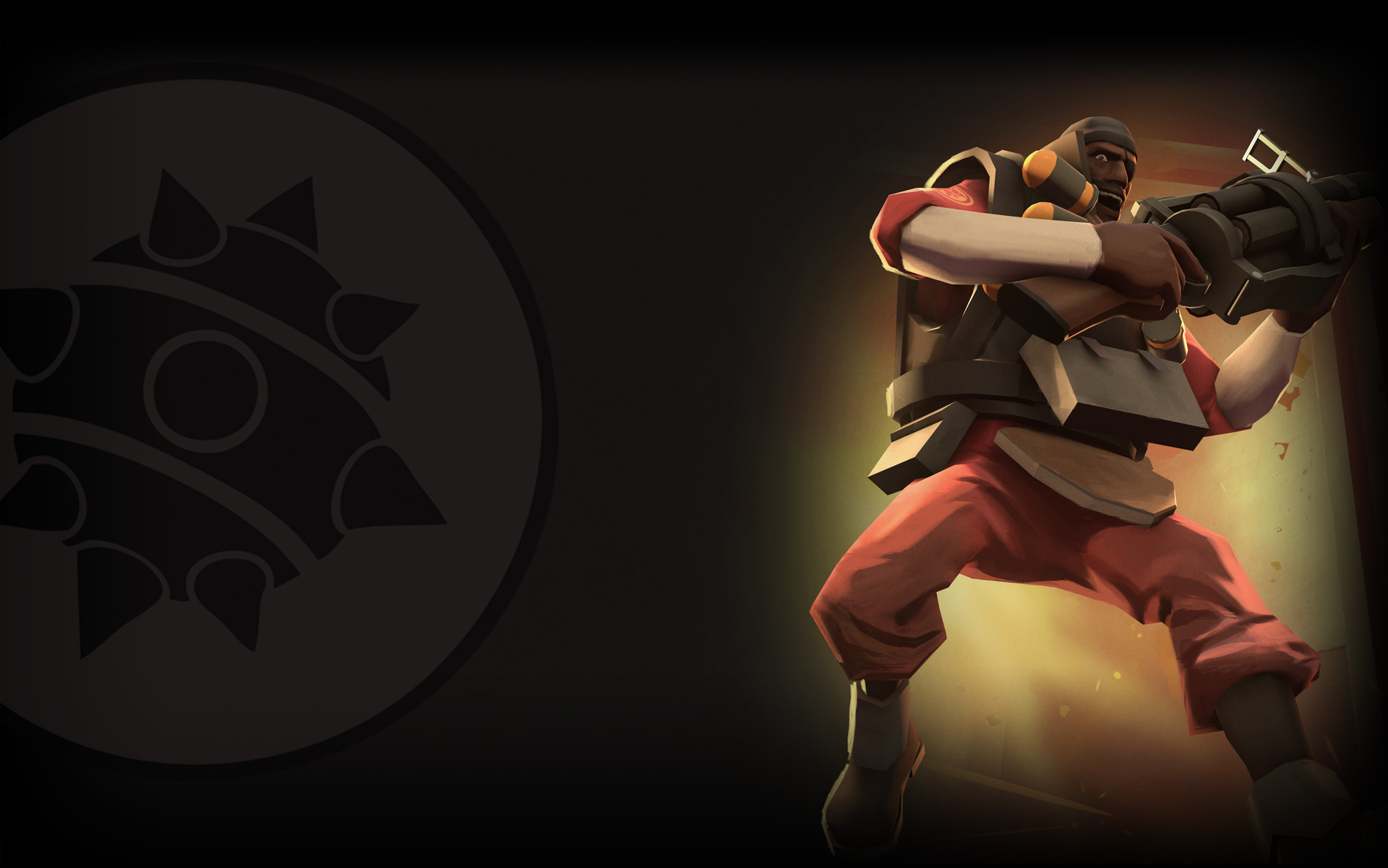 Demoman (Profile Background)
