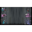 flooded castle enemies