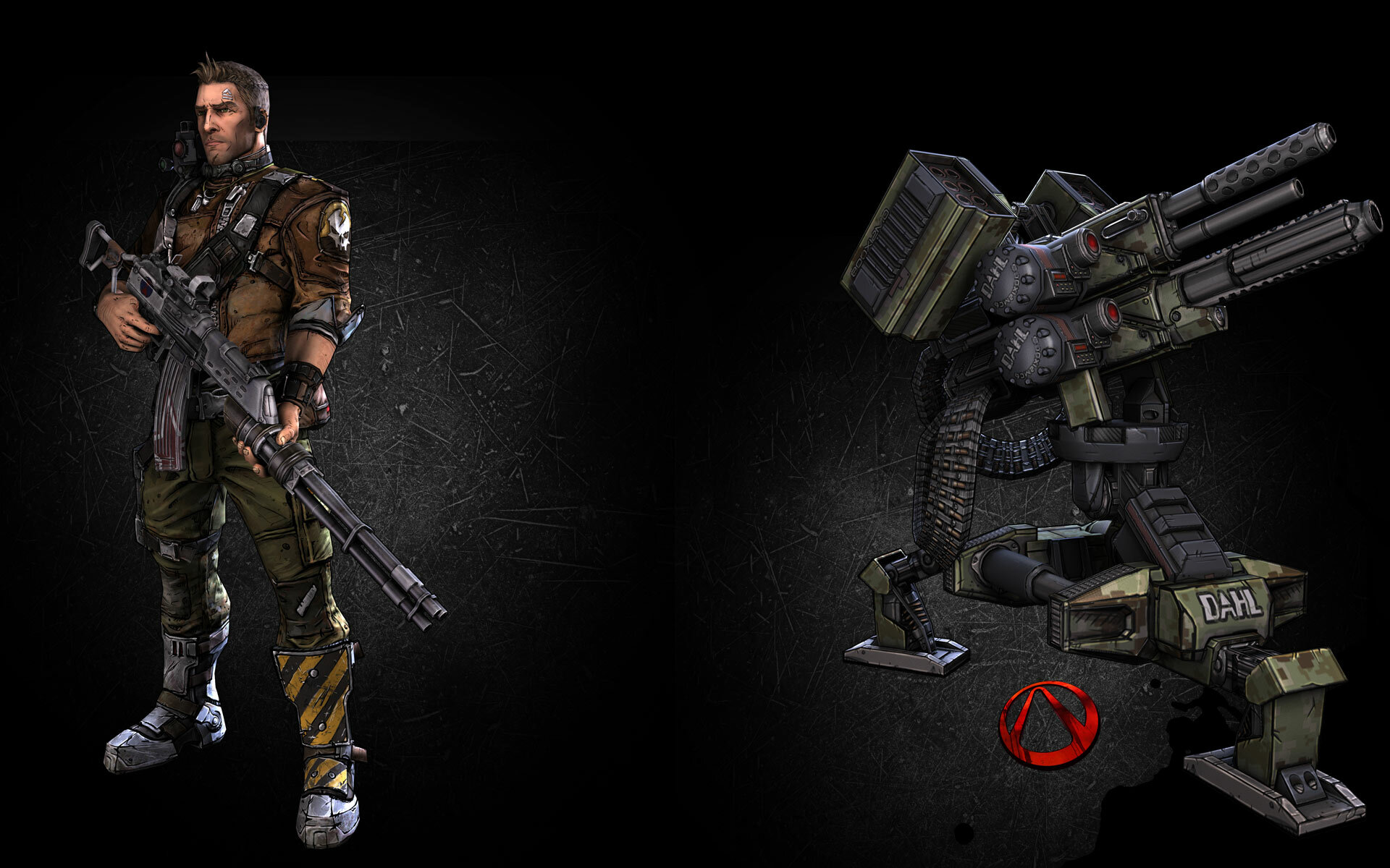 Axton (Profile Background)