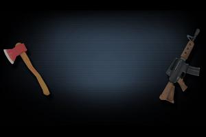 Axe Rifle