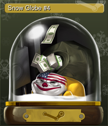 Snow Globe #4