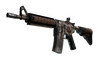 M4A4 | Desert Storm (Battle-Scarred)