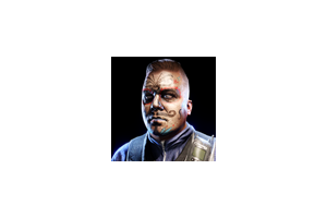 Halloween Face Paint Briar